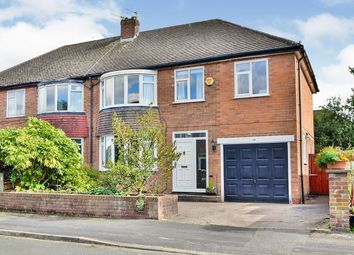 Thumbnail 5 bed semi-detached house for sale in Windermere Road, Handforth, Wilmslow