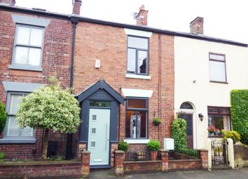 Thumbnail 2 bedroom terraced house for sale in High Street, Hazel Grove, Stockport