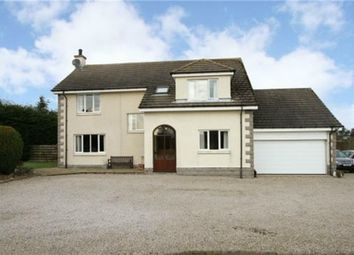 Thumbnail 5 bed detached house for sale in Maryculter, Aberdeen