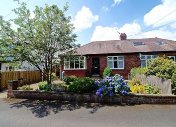 Thumbnail 2 bed semi-detached bungalow for sale in Merryleazes, Allendale Road, Hexham