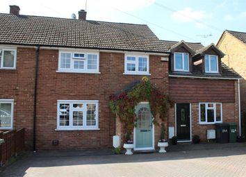 Thumbnail 3 bed terraced house for sale in Sutton Field, Whitehill, Bordon