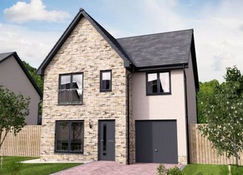 """Thumbnail 4 bedroom detached house for sale in """"Clemente Garden Room"""" at Church Place, Winchburgh, Broxburn"""