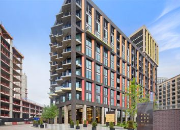 Thumbnail 3 bed flat for sale in The Residence, Nine Elms, London