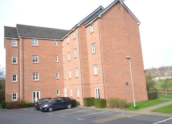 Thumbnail 1 bed flat for sale in Chervil House, Off Tansey Way, Lyme Valley, Newcastle