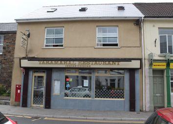 Thumbnail Restaurant/cafe for sale in 8 Church Street, Ebbw Vale, Blaenau Gwent