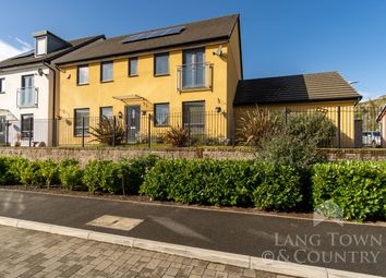 Thumbnail 4 bed detached house for sale in Causeway View, Hooe, Plymouth, Devon