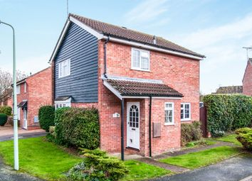 Thumbnail 3 bed detached house for sale in Wordsworth Road, Stowmarket