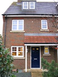 Thumbnail 4 bed town house to rent in Hunnisett Close, Selsey, Chichester