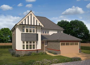 "Thumbnail 4 bedroom detached house for sale in ""Henley+"" at Cowbridge Road, St. Nicholas, Cardiff"