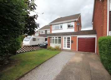 Thumbnail 3 bed detached house to rent in Shannon Road, Stafford