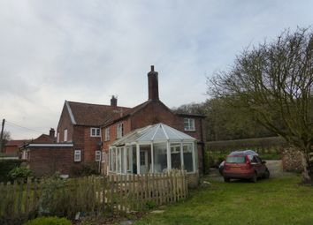 Thumbnail 2 bed end terrace house for sale in Witton Heath Cottages, Witton, North Walsham