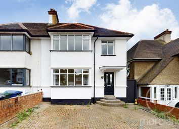 Thumbnail 3 bed semi-detached house to rent in Wessex Gardens, London