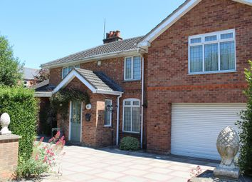 Thumbnail 5 bed detached house for sale in Main Road, Stickney, Boston