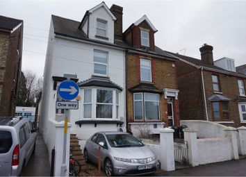 Thumbnail 5 bed semi-detached house for sale in Union Street, Maidstone