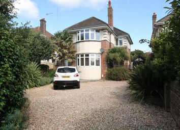 Thumbnail 4 bed detached house to rent in Belle Vue Road, Southbourne, Bournemouth