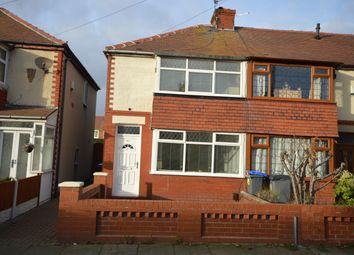 Thumbnail 2 bed end terrace house for sale in Willowbank Avenue, South Shore, Blackpool, Lancashire