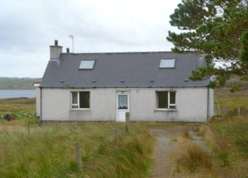 Thumbnail 3 bed detached house for sale in Laxay, Lochs