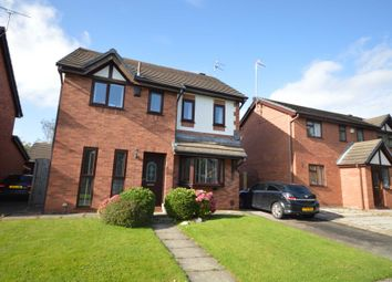 Thumbnail 4 bed detached house for sale in Keswick Gardens, Bromborough, Wirral