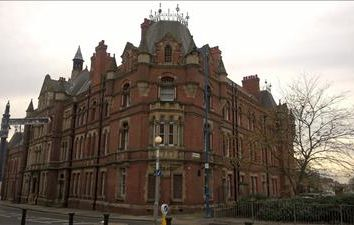 Thumbnail Commercial property for sale in Former Blyth Police Station, Bridge Street, Blyth