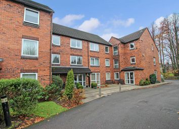 Thumbnail 2 bed flat for sale in Homelyme House, Poynton