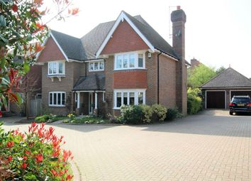 Thumbnail 5 bedroom detached house for sale in Longwall, Felbridge, West Sussex