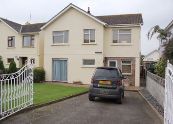 Thumbnail 4 bed detached house to rent in 49 Mont Es Croix, La Rue De La Pointe, St Brelade