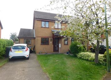 Thumbnail 3 bed semi-detached house for sale in Wingfield Meadows, Stonham Aspal
