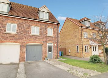 Thumbnail 3 bed semi-detached house for sale in Birchcroft Road, Retford