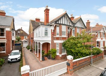 Thumbnail 5 bed semi-detached house for sale in Brading Avenue, Southsea