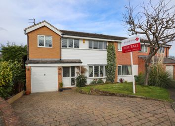 Thumbnail 4 bed semi-detached house for sale in Snelston Close, Dronfield Woodhouse, Dronfield