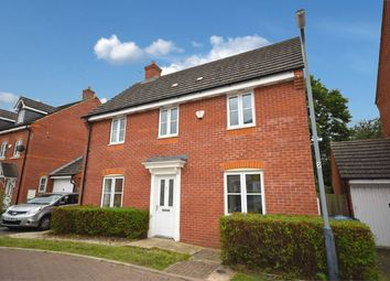 Thumbnail 3 bed detached house for sale in Woodleigh Road, Long Lawford, Rugby, Warwickshire