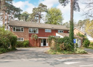 Thumbnail 5 bed detached house to rent in Woking, Surrey
