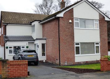 Thumbnail 4 bed detached house for sale in Villiers Crescent, Eccleston