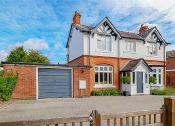 Thumbnail 3 bed detached house for sale in Bromsgrove Road, Studley