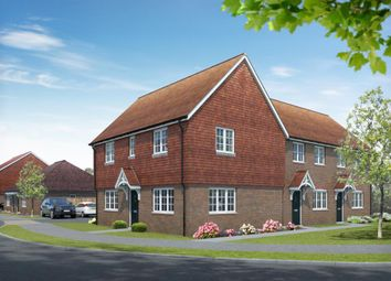 Thumbnail 2 bed flat for sale in Newick Hill, Newick, Lewes, East Sussex