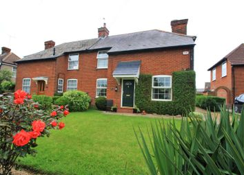 Thumbnail 3 bed semi-detached house to rent in Crown Street, Dedham, Essex