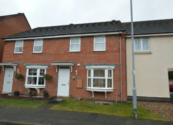 Thumbnail 3 bed terraced house for sale in Foulds Lane, Blaby, Leicester