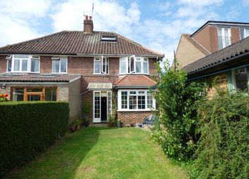 Thumbnail 3 bed semi-detached house for sale in Howard Close, West Acton, London
