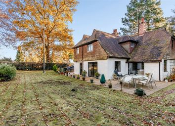 Thumbnail 4 bed detached house for sale in Munstead Heath Road, Godalming, Surrey