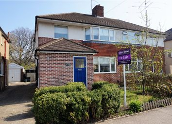 Thumbnail 3 bed semi-detached house for sale in Oakwood Drive, St. Albans