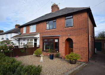 Thumbnail 3 bed semi-detached house for sale in Houlditch Road, Leicester