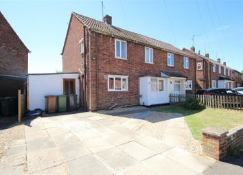 Thumbnail 2 bed semi-detached house for sale in Welland Road, Dogsthorpe, Peterborough