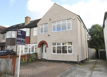3 bed end terrace house for sale in Victoria Avenue, Uxbridge UB10