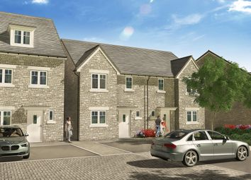 Thumbnail 3 bed semi-detached house for sale in Frome Road, Norton Radstock, Somerset
