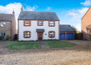 Thumbnail 4 bed detached house for sale in Heacham Road, Sedgeford, Hunstanton