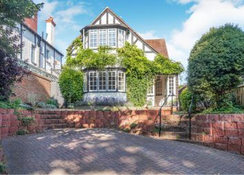 Thumbnail 4 bed detached house for sale in Shirley Drive, Hove