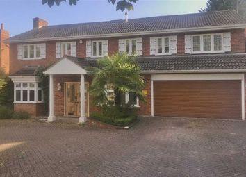 Thumbnail 4 bed detached house to rent in Prowse Avenue, Bushey Heath, Bushey