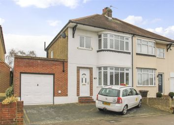 3 bed semi-detached house for sale in Gerrard Avenue, Rochester, Kent ME1
