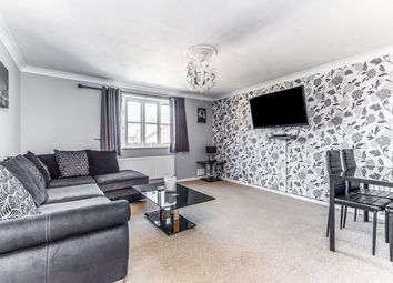 Thumbnail 1 bed flat for sale in Weekes Court Mount Field, Queenborough