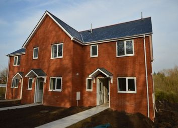 Thumbnail 3 bed semi-detached house for sale in Hillside Villas, Charlton, Andover